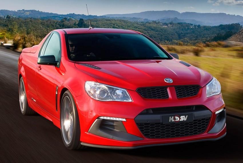Holden HSV Gen-F2 range unveiled Down Under Image #382618
