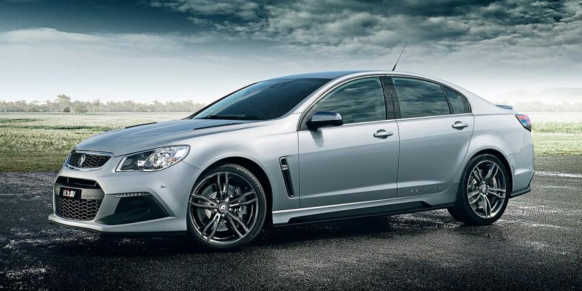 Holden HSV Gen-F2 range unveiled Down Under Image #382624