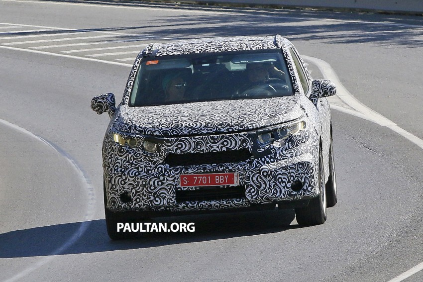 SPY VIDEO: Honda Concept D testing on the road? Image #381391