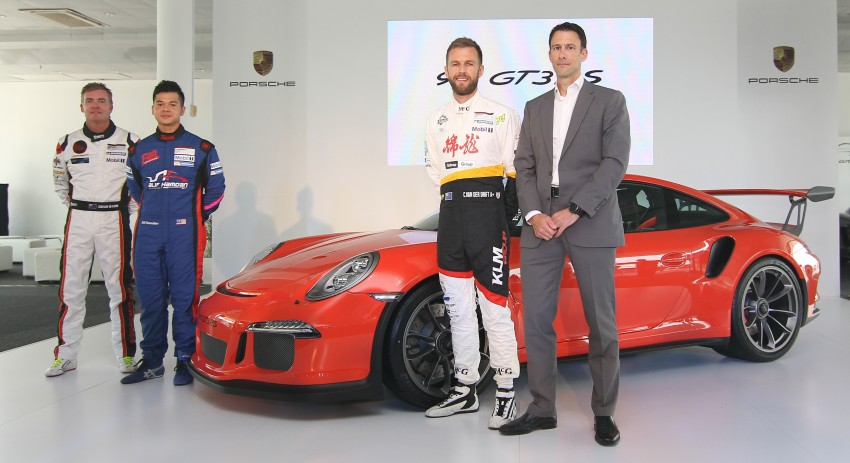 Porsche 911 GT3 RS in Malaysia for RM1.75 million Image #375720