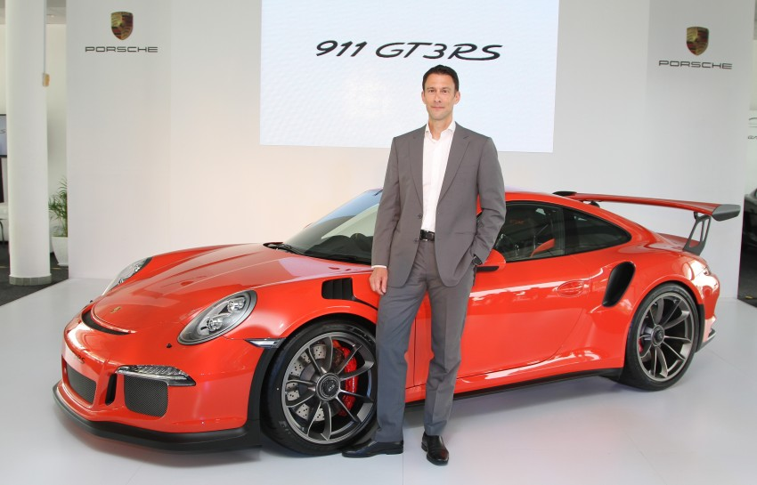 Porsche 911 GT3 RS in Malaysia for RM1.75 million Image #375715