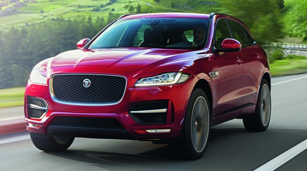 New Jaguar Xf To Launch Next F Pace Suv Set For