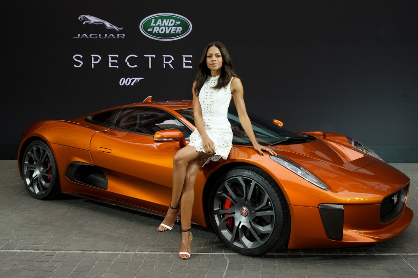 Jaguar Land Rover showcases its trio of Bond cars Image #380839