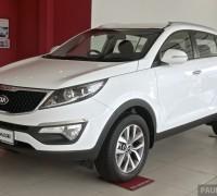 Kia Sportage 2WD 2