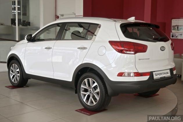 Kia Sportage 2WD 3
