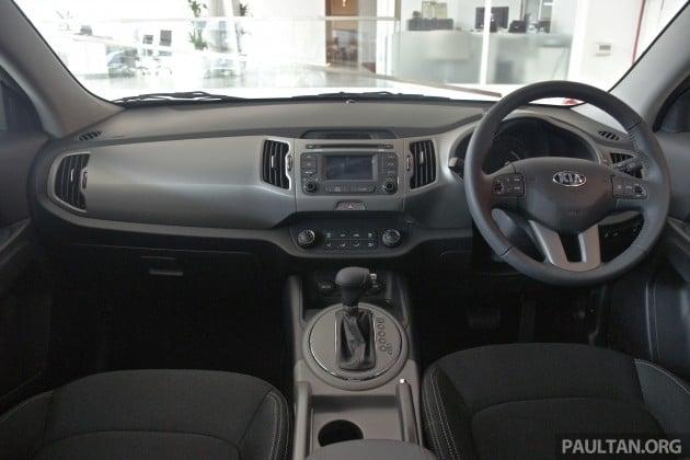 Kia Sportage 2WD 35