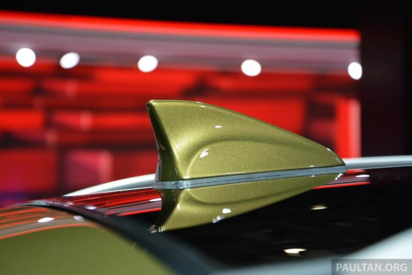 Frankfurt 2015: 2016 Kia Sportage unveiled in the flesh Image #380326