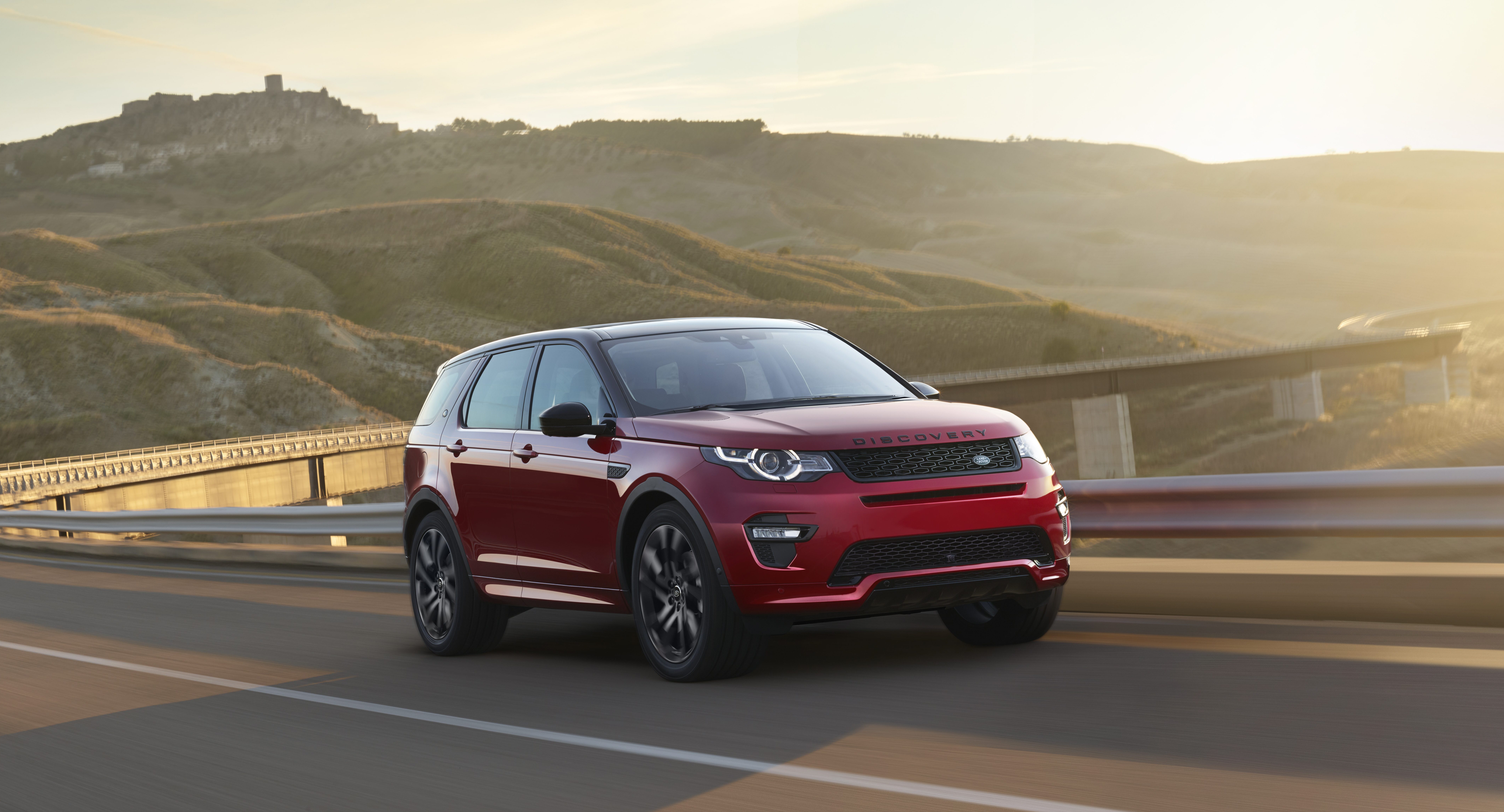 Land Rover Discovery 2 >> Frankfurt 2015: Land Rover Discovery Sport HSE Dynamic Lux – sporty exterior and new functions ...