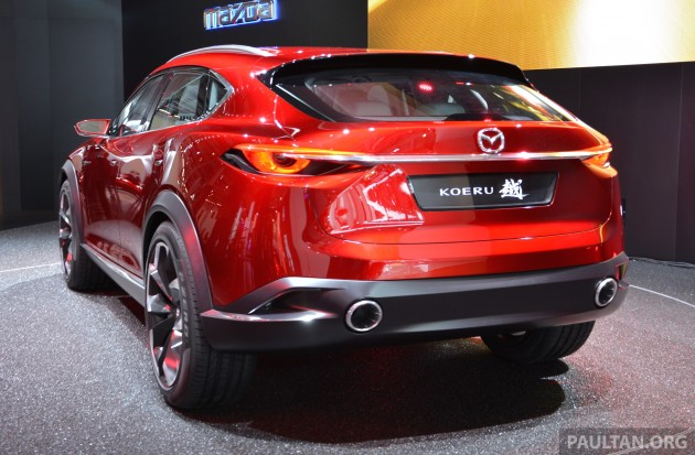 Mazda Koeru Frankfurt 19