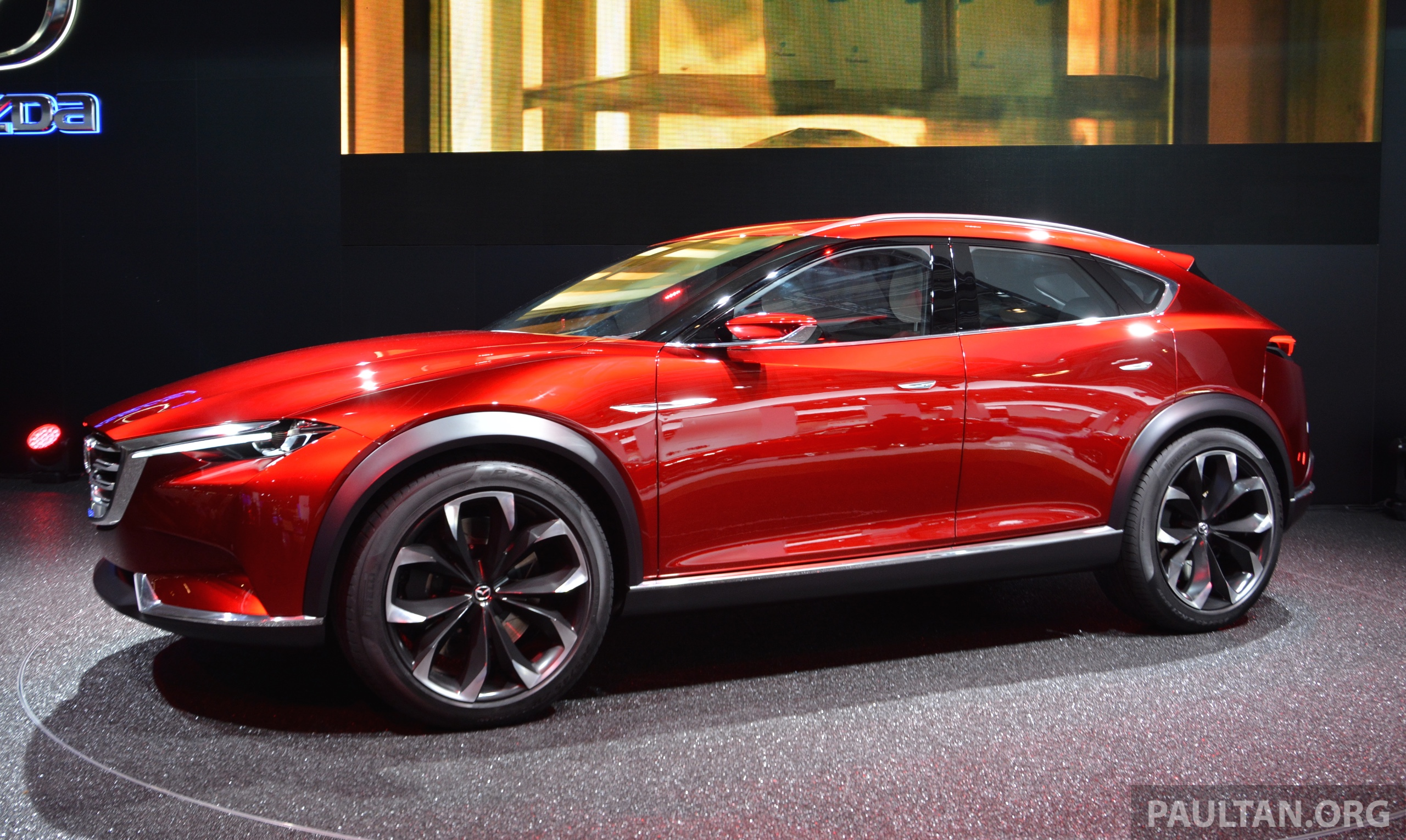 Mazda Koeru concept previews a sportier CX-5 SUV? Paul Tan ...