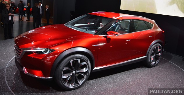 Mazda Koeru Frankfurt 23