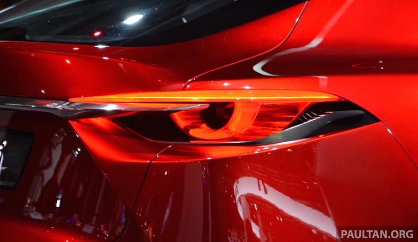 Mazda Koeru concept previews a sportier CX-5 SUV? Image #380227