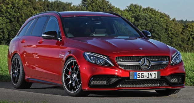 Mercedes-AMG C 63 S Estate by Wimmer RST-01