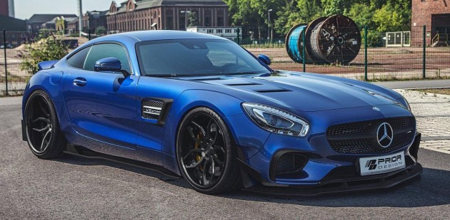 Mercedes-AMG GT S Prior Design 1