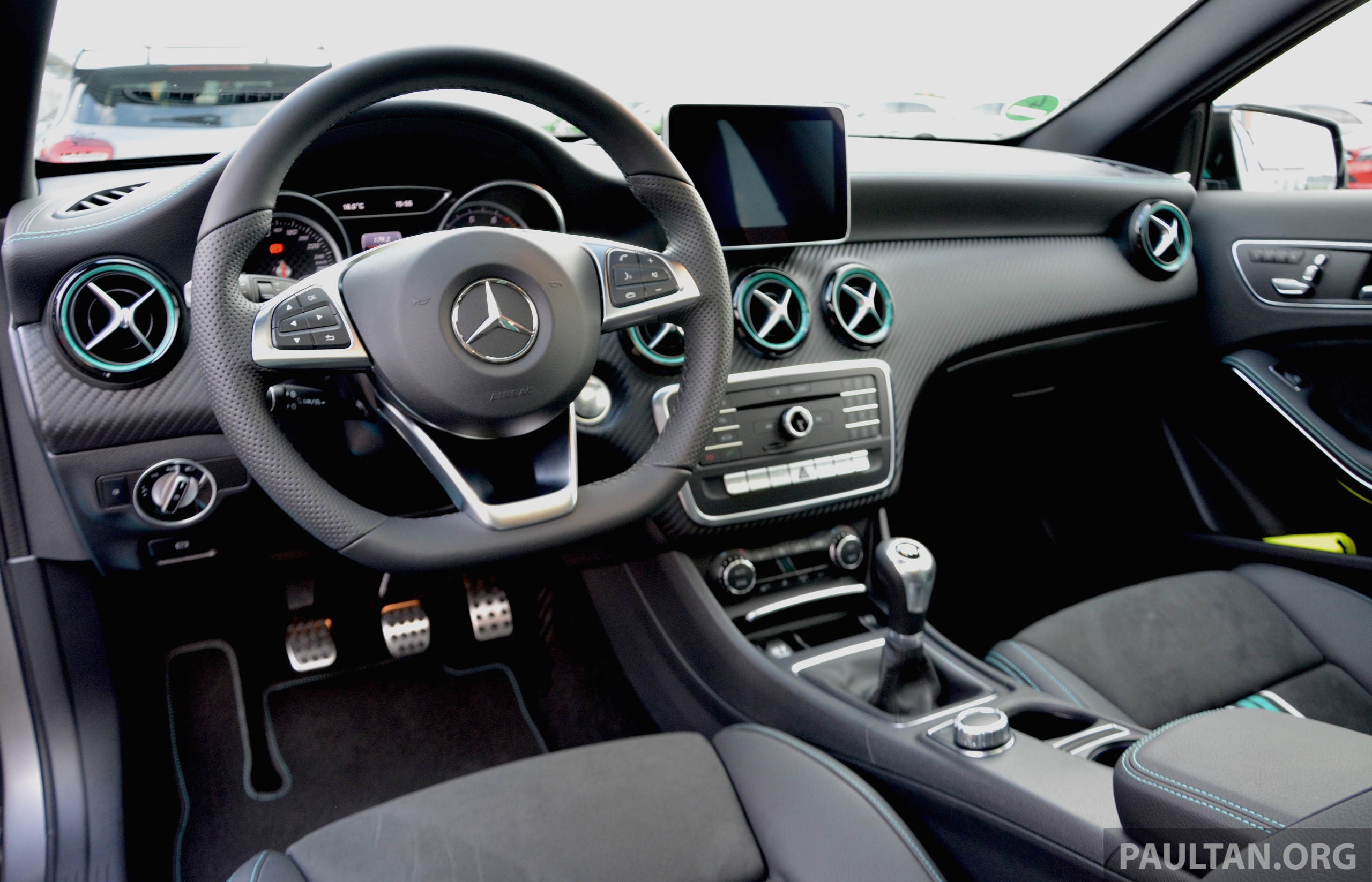 Gallery Mercedes Benz A Class Motorsport Edition Image 378908