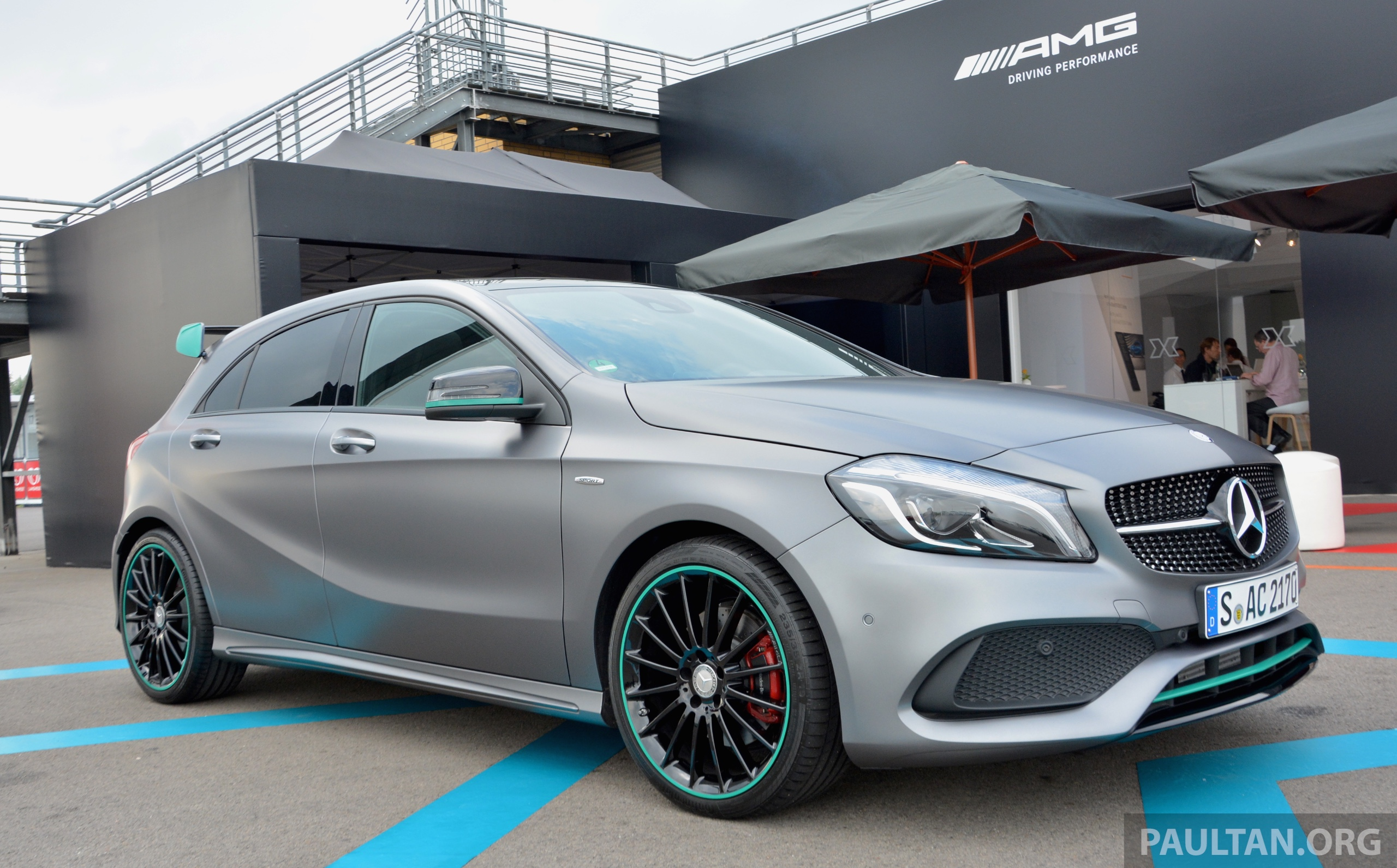 GALLERY: Mercedes-Benz A-Class Motorsport Edition Image 378892