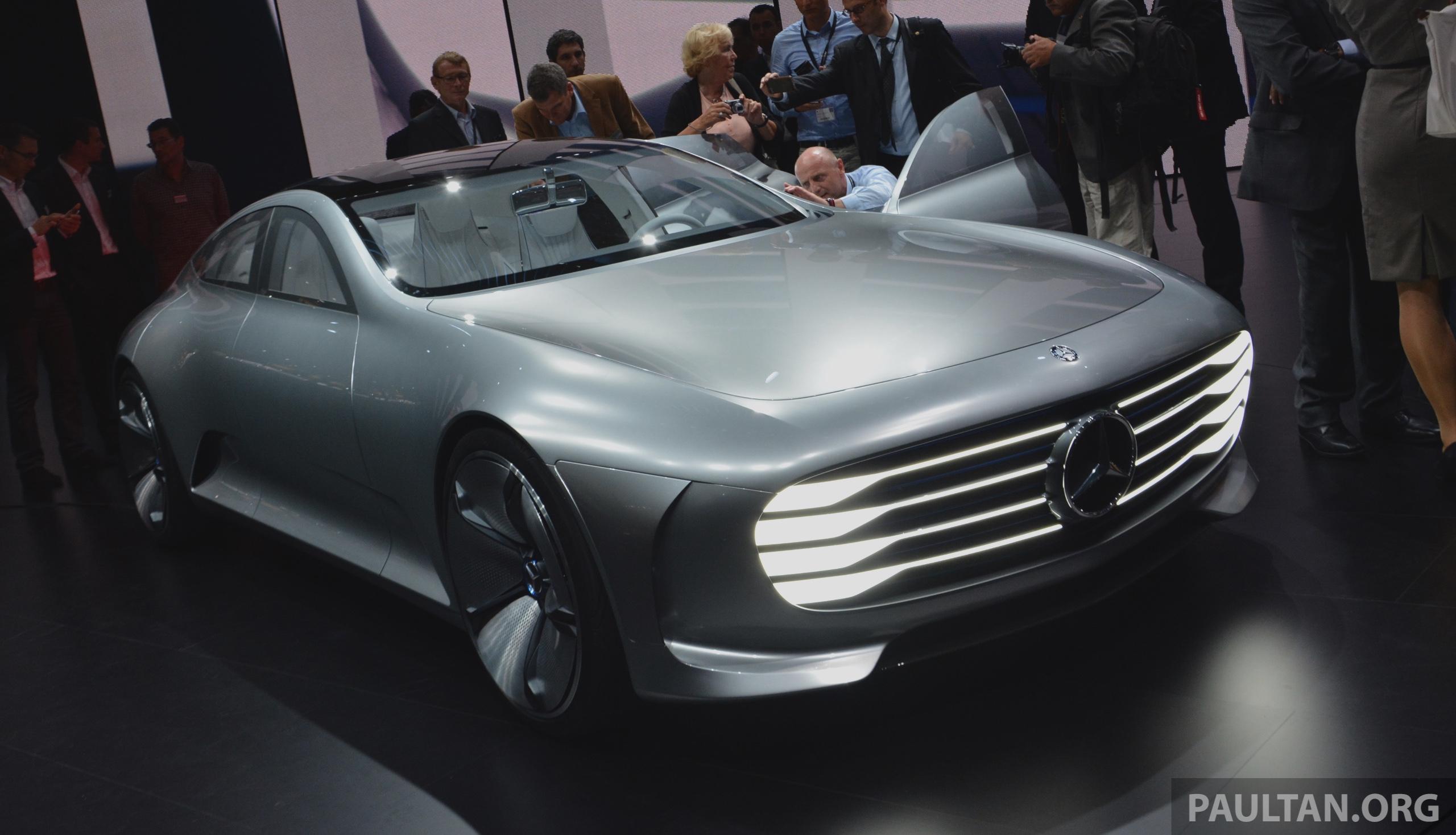 Mercedes benz working on new platform for electric for Mercedes benz new electric car