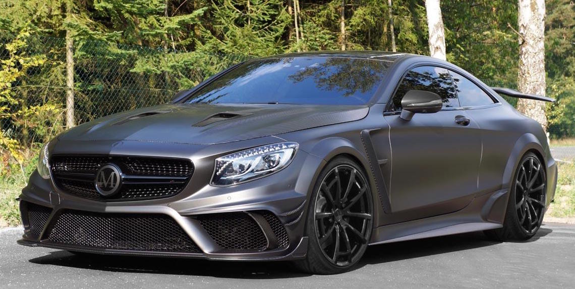 mercedes benz s63 amg coupe by mansory 1 000 hp. Black Bedroom Furniture Sets. Home Design Ideas