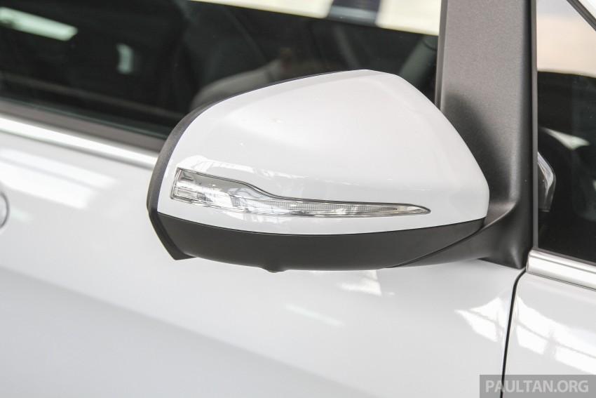 Mercedes-Benz V-Class now here – V 220 d, fr RM435k Image #376916