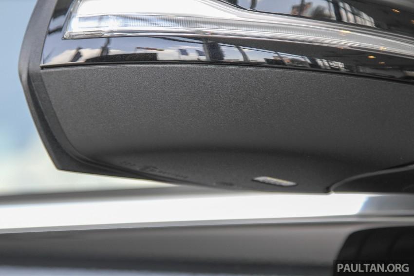 Mercedes-Benz V-Class now here – V 220 d, fr RM435k Image #376918