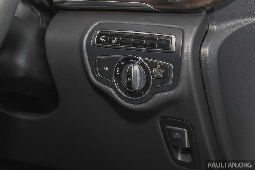 Mercedes-Benz V-Class now here – V 220 d, fr RM435k Image #376932