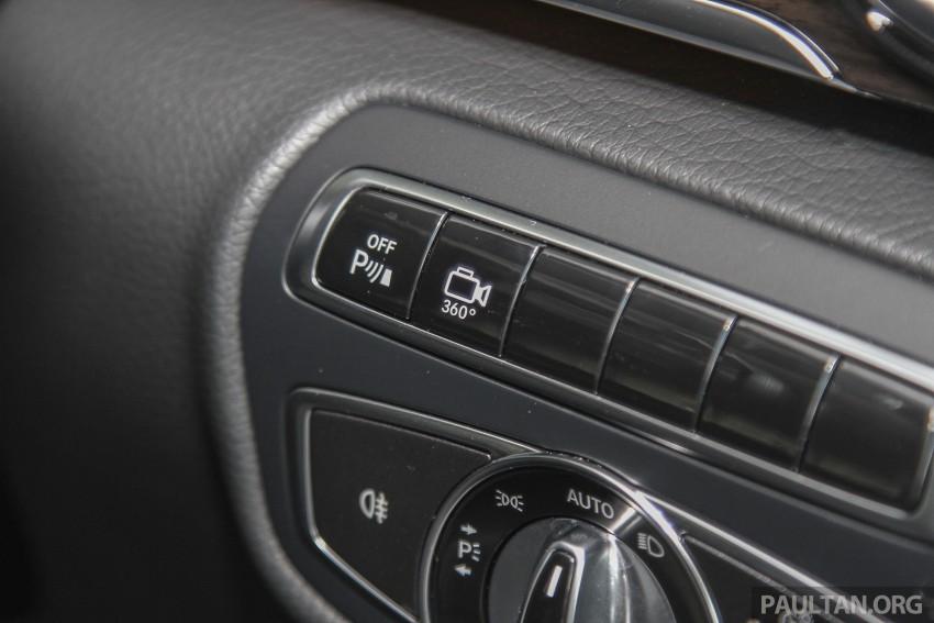 Mercedes-Benz V-Class now here – V 220 d, fr RM435k Image #376933