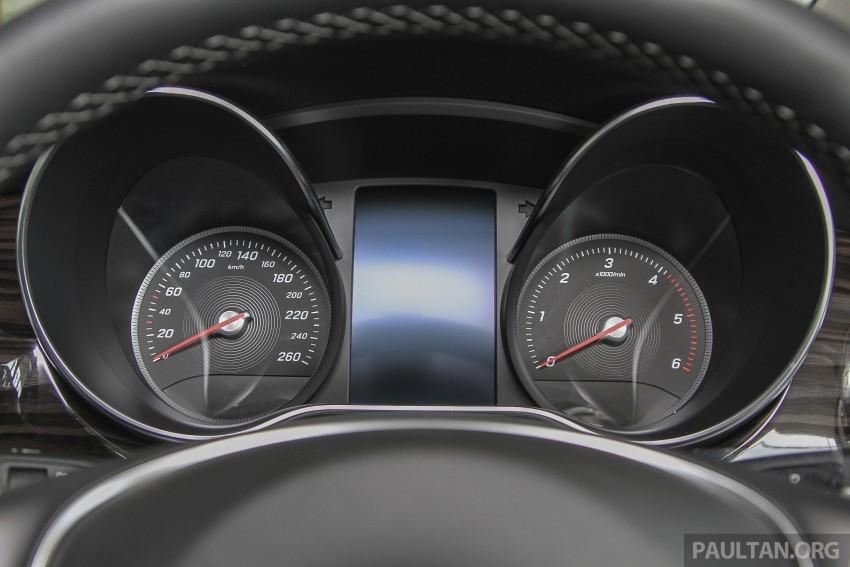 Mercedes-Benz V-Class now here – V 220 d, fr RM435k Image #376934