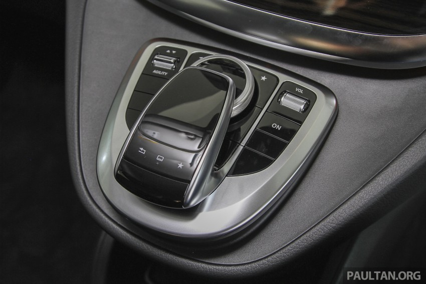 Mercedes-Benz V-Class now here – V 220 d, fr RM435k Image #376937