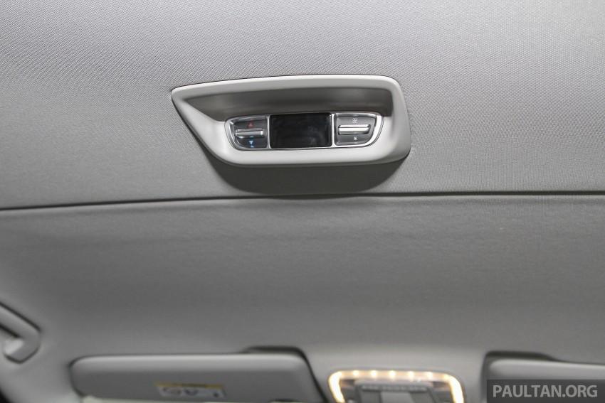 Mercedes-Benz V-Class now here – V 220 d, fr RM435k Image #376945
