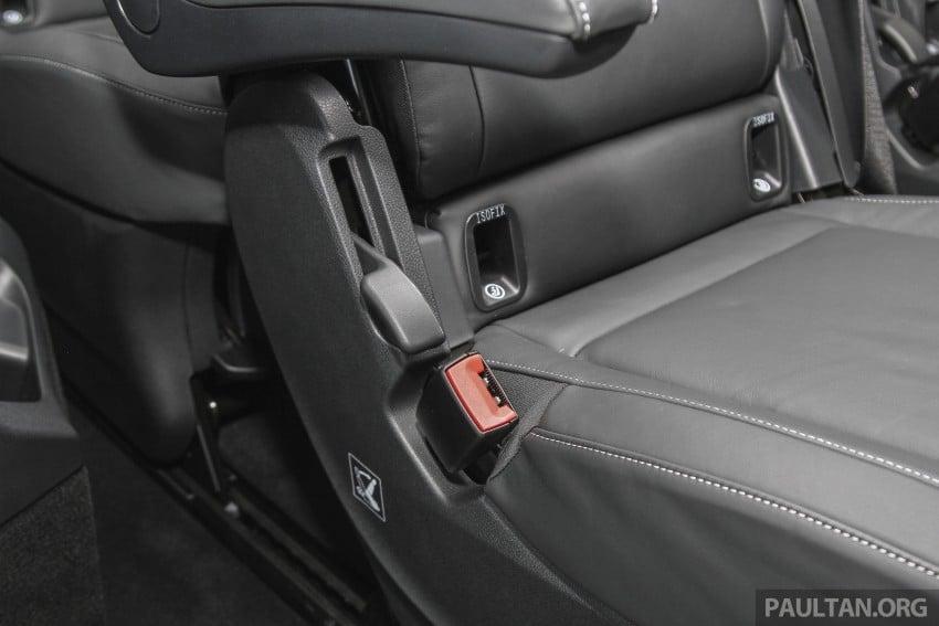 Mercedes-Benz V-Class now here – V 220 d, fr RM435k Image #376946