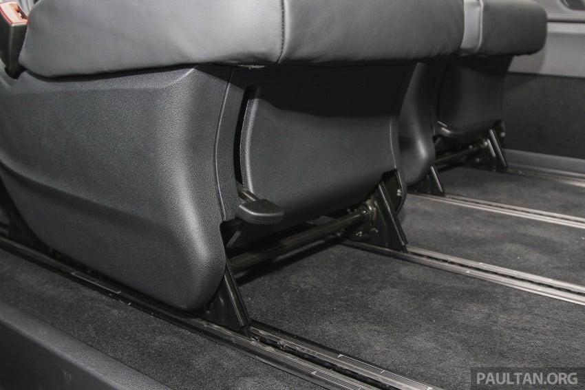 Mercedes-Benz V-Class now here – V 220 d, fr RM435k Image #376947
