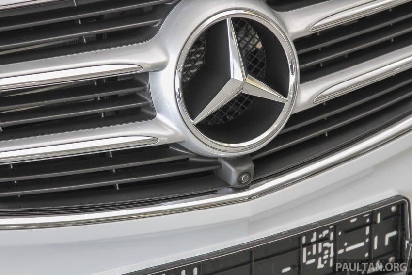 Mercedes-Benz V-Class now here – V 220 d, fr RM435k Image #376911