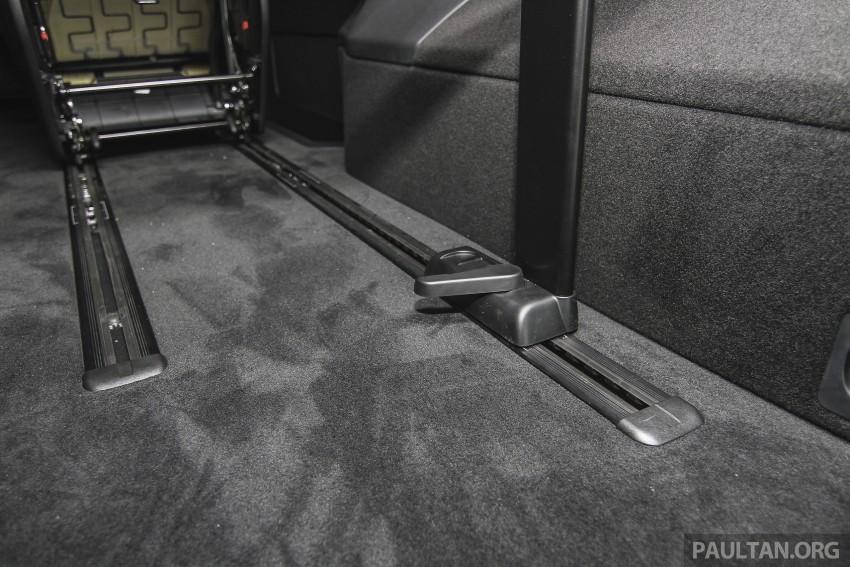 Mercedes-Benz V-Class now here – V 220 d, fr RM435k Image #376966
