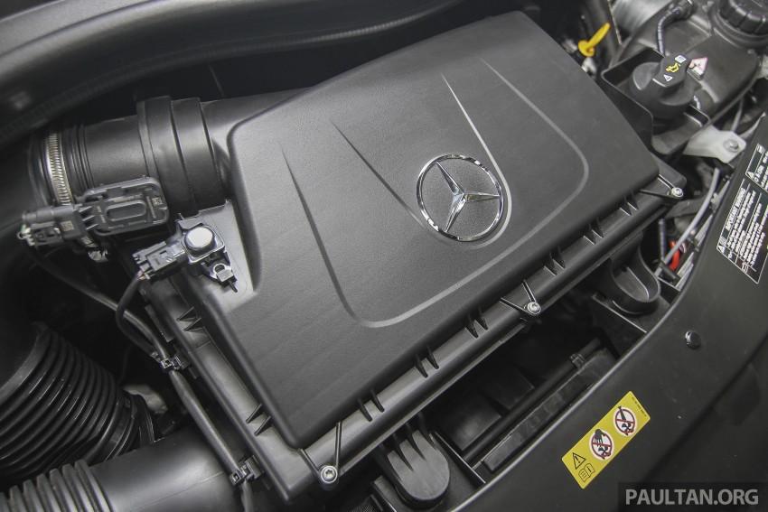 Mercedes-Benz V-Class now here – V 220 d, fr RM435k Image #376974