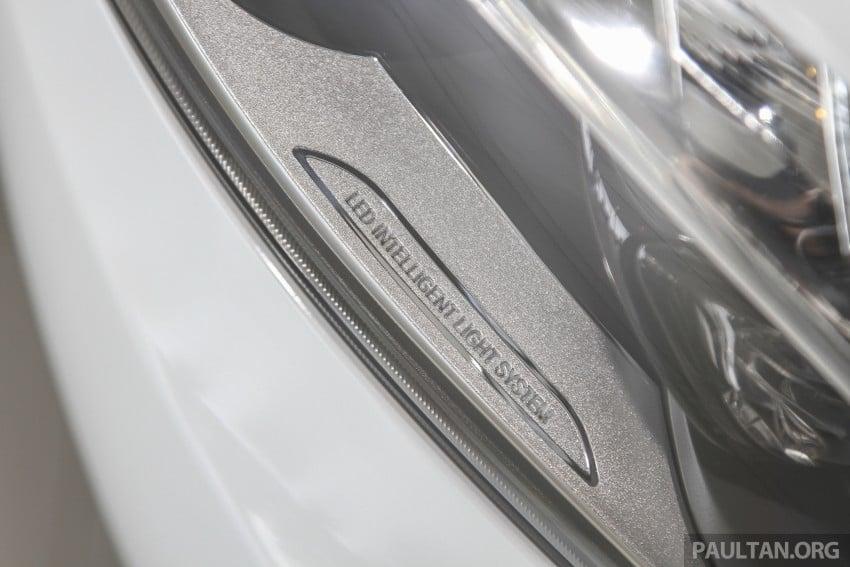 Mercedes-Benz V-Class now here – V 220 d, fr RM435k Image #376975