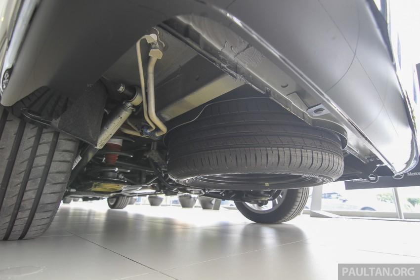 Mercedes-Benz V-Class now here – V 220 d, fr RM435k Image #376982