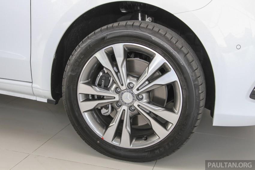 Mercedes-Benz V-Class now here – V 220 d, fr RM435k Image #376914