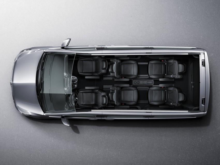Mercedes-Benz V-Class now here – V 220 d, fr RM435k Image #376850