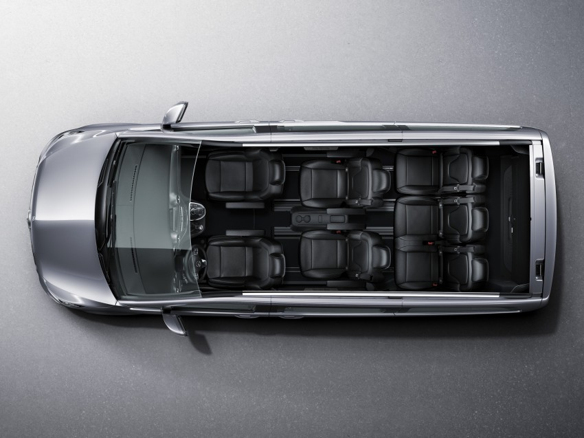 Mercedes-Benz V-Class now here – V 220 d, fr RM435k Image #376851
