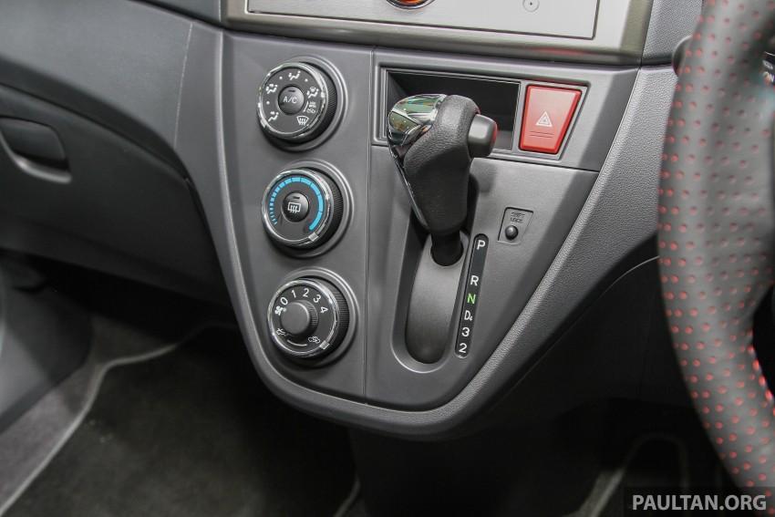 2018 Perodua Alza >> Perodua launches Alza S, Myvi Premium XS 1.3 today Paul Tan - Image 381542