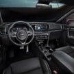 New Sportage Interior 01