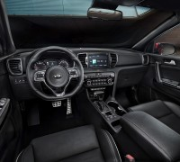 New Sportage Interior 01