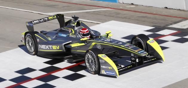 NextEV Formula e