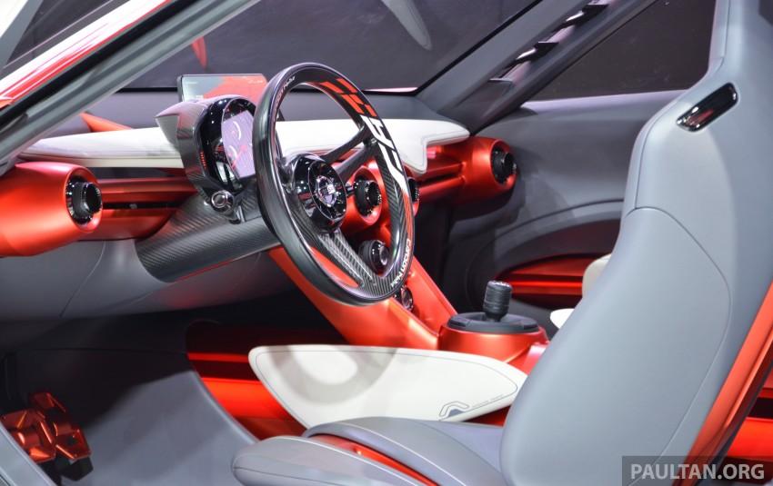 Frankfurt 2015: Nissan Gripz Concept finally debuts Image #380159