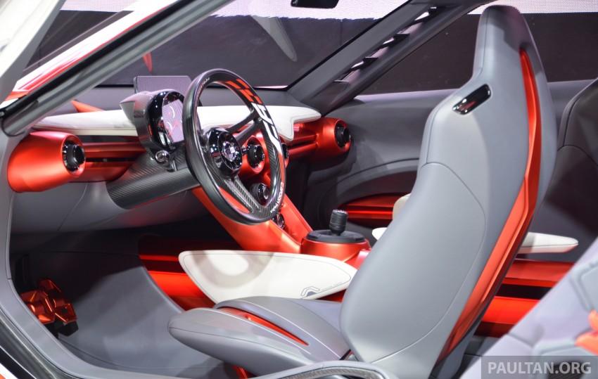 Frankfurt 2015: Nissan Gripz Concept finally debuts Image #380162