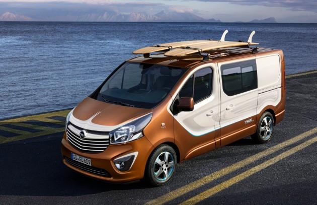 Opel Vivaro Surf Concept-02