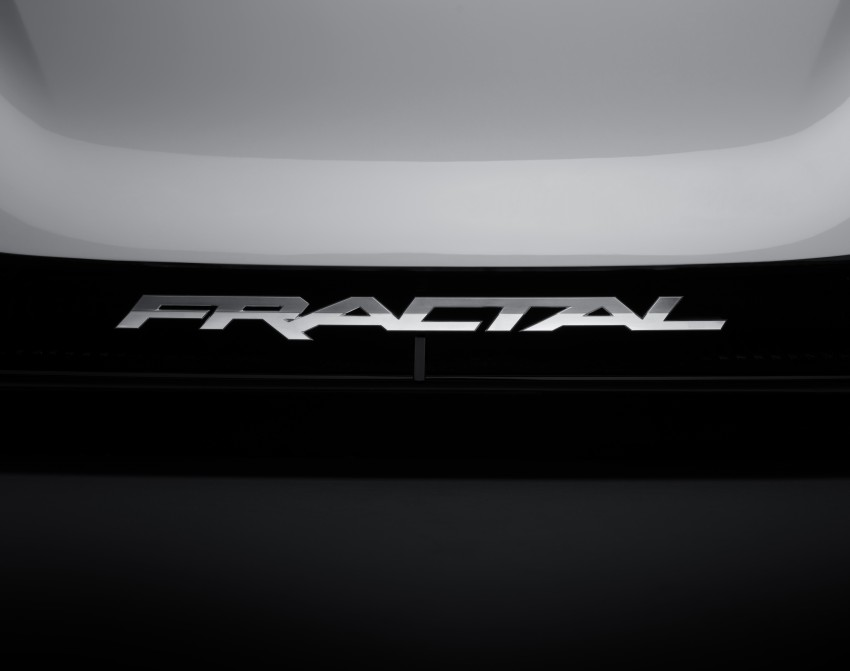 Peugeot Fractal – electric roadster concept unveiled Image #373736