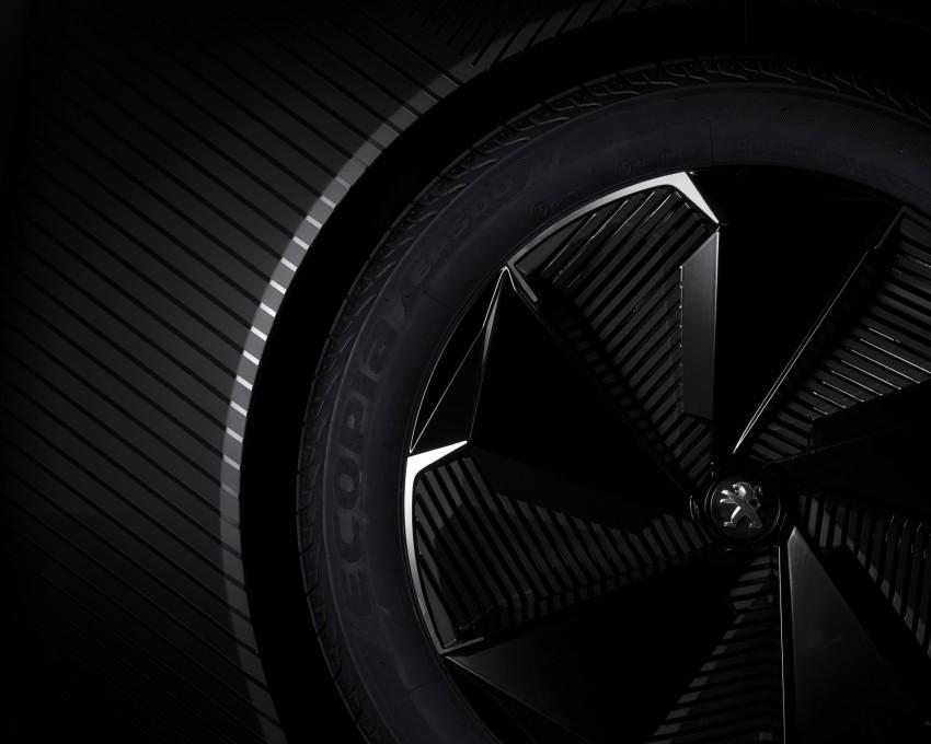 Peugeot Fractal – electric roadster concept unveiled Image #373744