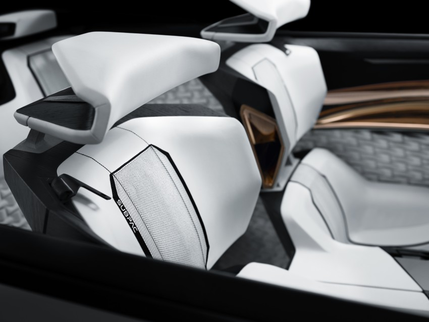 Peugeot Fractal – electric roadster concept unveiled Image #373770