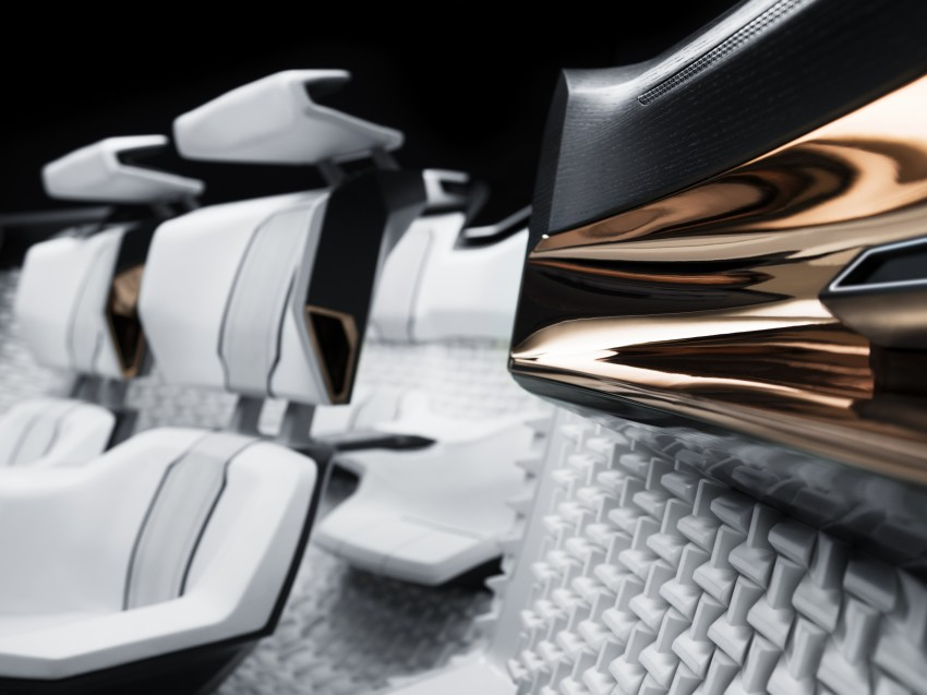 Peugeot Fractal – electric roadster concept unveiled Image #373781